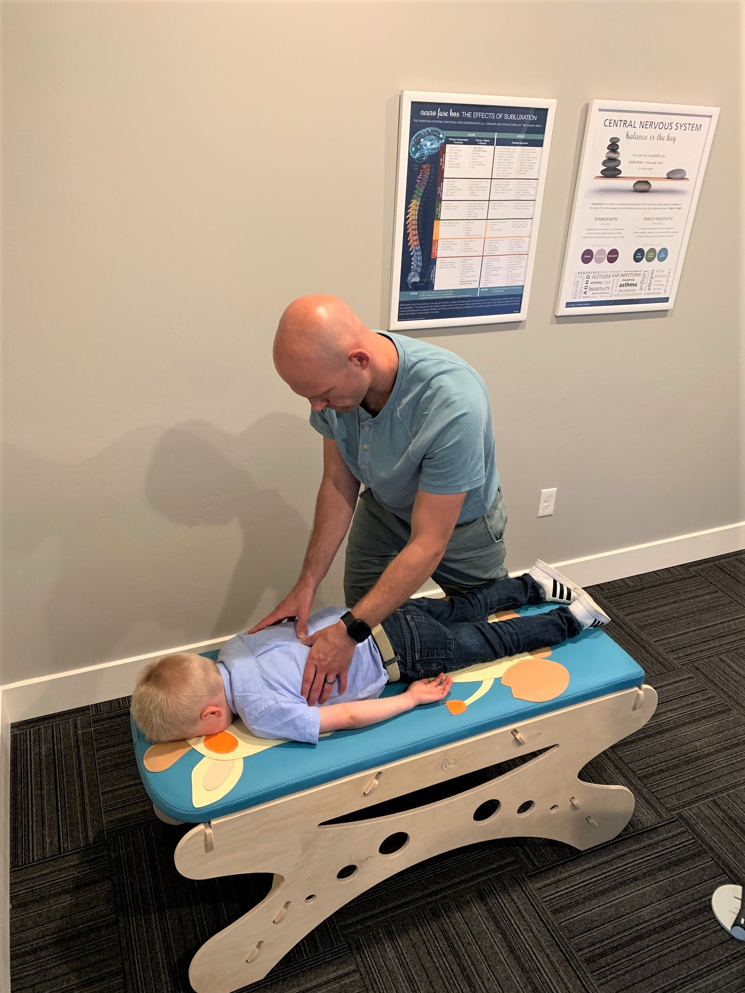 Pediatric Adjustment
